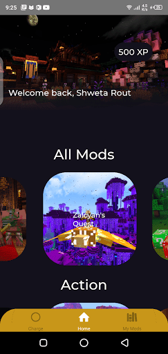 Screenshot of Terra Mods for Minecraft PE App