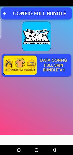 Screenshot of Tools Skin Sausage Man Download