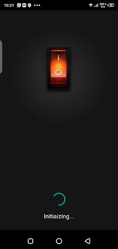 Screenshot of Flashlight Video Projector App Download
