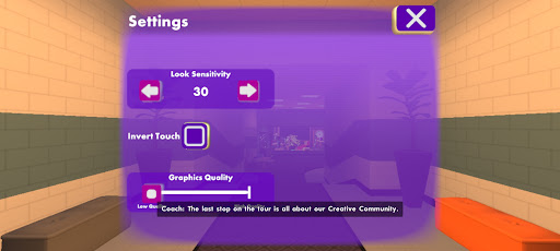 Screenshot of Rec Room Android
