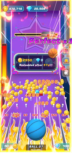 Screenshot of Toss Diamond Hoop Download