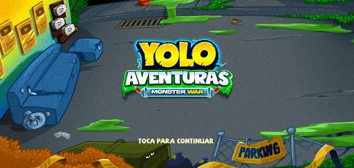Screenshot of Yolo Aventuras Monster War