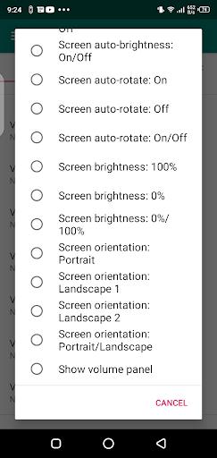 Screenshot of Almighty Volume Keys Apk