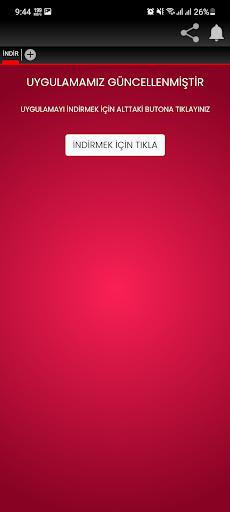 Screenshot of By IPTV Pro App