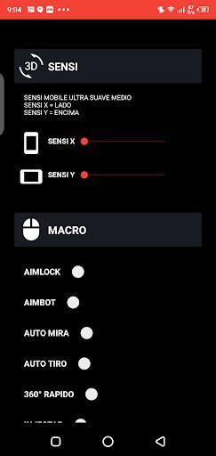 Screenshot of Macro Space Download