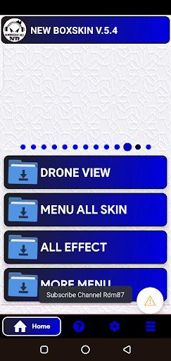 Screenshot of RDM87 Injector Apk