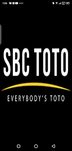 Screenshot of SBC Toto Android