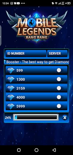 Screenshot of Zong Booster ML