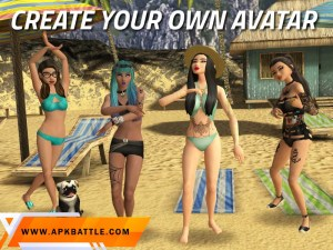 Avakin Life Mod APK 1.050.01 [Free Build] Full Version 1