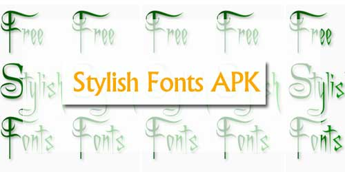 Stylish Fonts APK Download
