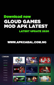 Gloud Games Mod Apk Unlimited Time And Coins : gloud, games, unlimited, coins, Download, Gloud, Games, 4.2.1, Unlimited, Coins, ApkCabal