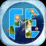 Flat Earth Sun & Moon Clock v1.0 APK