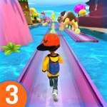 RUN RUN 3D 3 v3.7 (Mod Money) Apk