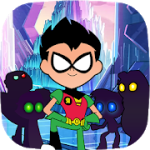 Team titans go games v1.4 Mod (Grenade / Bullet / Role Resurrection) Apk