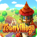 Town Village Farm Build Trade Harvest City v1.8.9 Mod (Coins / Diamonds / Resources) Apk