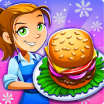 COOKING DASH v2.19.4 Mod (Unlimited Gold / Coin / Tickets / Unlocked) Apk