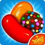 Candy Crush Saga v1.147.0.2 Mod (Infinite Lives & More) Apk