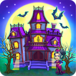 Monster Farm Happy Ghost Village & Witch Mansion v1.23 (Mod Money) Apk
