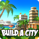 Paradise City Island Sim Build your own city v2.2.1 (Mod Money) Apk