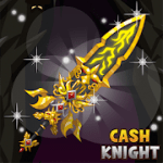 Cash Knight Finding my manager Idle RPG v1.119 (Mod Money / High Attack) Apk
