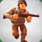 Mighty Army World War 2 v1.0.9 (Mod Money) Apk + Data