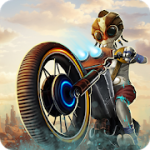 Trials Frontier v7.0.0 (Mod Money) Apk + Data