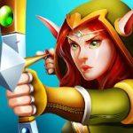 Defender Heroes Castle Defense Epic TD Game v4.0 Mod (1 HIT / Immortal / No Skill Cooldown) Apk