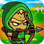 Five Heroes The King's War v2.1.1 Mod (Unlimited Gold Coins / Diamonds) Apk