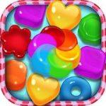 Jellipop Match Open your dream shop v6.6.6 Mod (Unlimited gold coins) Apk + Data
