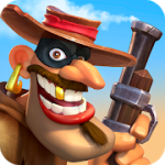 Run & Gun BANDITOS v1.3 Mod (Unlimited Money / Unlocked) Apk