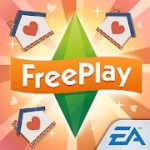 The Sims FreePlay v5.47.1 Mod (free shopping) (Online) Apk