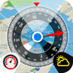 All GPS Tools Pro (Compass, Weather, Map Location) v2.6.4 APK Unlocked