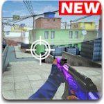 Combat Strike FPS War Online shooter & PVP Combat v3.3 Mod (Free Shopping) Apk