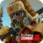 The Walking Zombie 2 Zombie shooter v2.21 Mod (Unlimited Gold / Silvers) Apk + Data