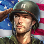 WW2 Strategy Commander Conquer Frontline v2.1.0 Mod (Unlimited Money) Apk