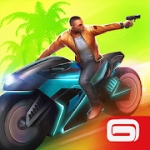 Gangstar Vegas World of Crime v4.6.0j Mod (Unlimited Money + Diamonds + Keys + SP) Apk