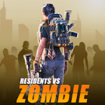 Zombies War Doomsday Survival Simulator Games v1.0.2 Mod (Free Shopping) Apk