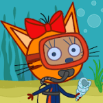 Kid-E-Cats Sea Adventure Preschool Games Free v1.5.0 Mod (Unlocked) Apk