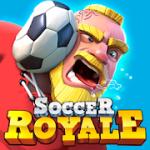 Soccer Royale Stars of Football Clash v1.4.6 Mod (Unlimited money / diamond) Apk + Data