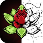 Color By Number Relaxing Free Coloring Book v2.1 PRO APK