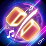 Dancing Blade Slicing EDM Rhythm Game v1.1.2 Mod (Unlimited gold coins) Apk