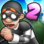 Robbery Bob 2 Double Trouble v1.6.8.8 Mod (Unlimited Coins) Apk
