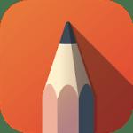 SketchBook draw and paint v5.1.5 Mod Lite APK