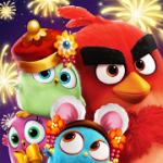 Angry Birds Match 3 v3.7.0 Mod (Unlimited Money) Apk