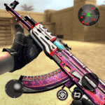 Critical Action Gun Strike Ops Shooting Game v1.8.316 Mod (Unlimited Ammo) Apk