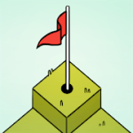 Golf Peaks v3.10 Mod (full version) Apk