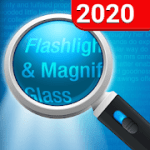 Magnifying Glass + Flashlight v1.8.5 Premium APK