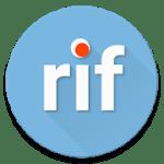 rif is fun golden platinum for Reddit v4.14.7 APK Paid