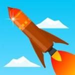 Rocket Sky v1.3.9 Mod (Free Shopping) Apk