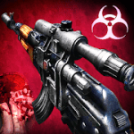 Zombie 3D Gun Shooter Real Survival Warfare v1.1.6 Mod (One Hit kill) Apk